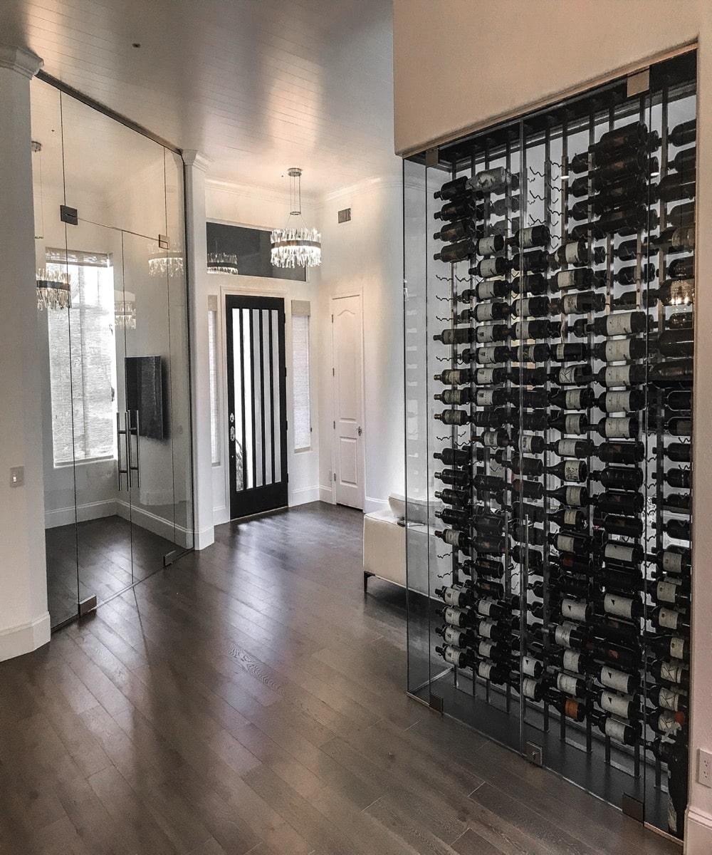 Wine Rack - Glass