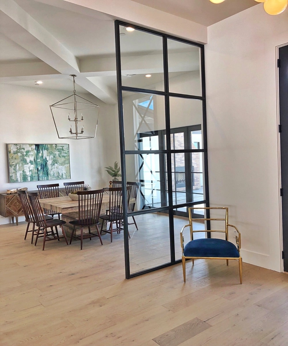Home - Glass Partition