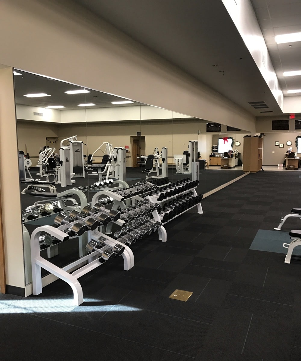 Gym Studio Mirror